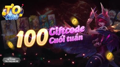 Photo of To Club [Event] Xả 100 code cuối tuần