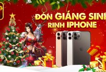 Photo of Long Hổ Club [Event] Mừng Giáng Sinh, rinh Iphone