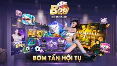 Photo of Tải B29 Top – iOS/Android/PC/OTP