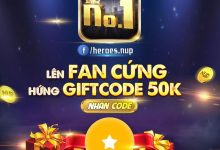 Photo of Nhất Club [Event] Fan cứng hứng giftcode