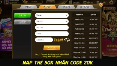 Photo of Top86 [Event] Nạp thẻ tặng code
