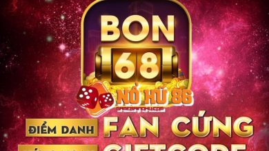 Photo of Bon68 Club [Event] Điểm danh fan cứng – Hứng ngay giftcode