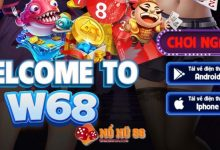 Cổng game W68   W68.work