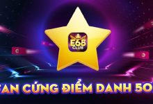 E68 Club [Event] Fan cứng nhận 50k