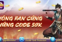 Go86 [Event] Fan cứng hứng code 50k