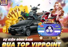 Photo of Lux Club [Event] Đua top VIP Point