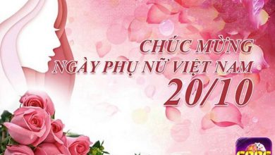 Go86 [Event] Chúc mừng 20/10